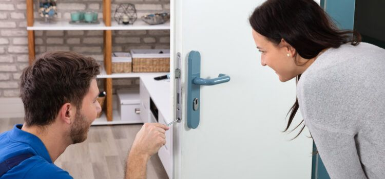 shutterstock 1308800533 1 1 750x350 - Check Your Locks & Make Sure Your Home Is Secure